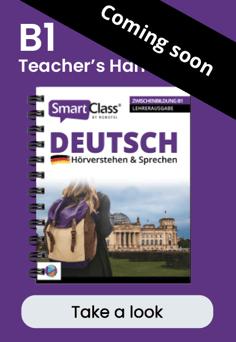 B1-German Curriculum