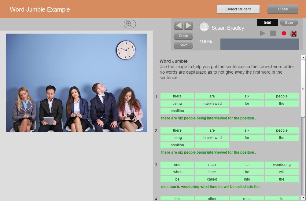 Online teaching platforms - SmartClass - Robotel